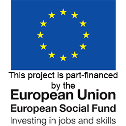 Part-Funded by the European Social Fund